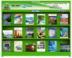Tons of travel e-brochures in one place! Pin now to browse later.
