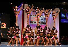 The 2013 Cheerleading Worlds