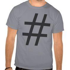 #hashtag #tshirt #hashtagtshirt