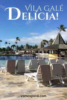 Procurando um resort na Bahia para descansar? O Vila Galé Marés em Guarajuba é o local ideal! Veja como foi nossa experiência
