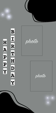 Creative Instagram Photo Ideas, Ideas For Instagram Photos, Instagram Photo Editing, Instagram Frame, Story Instagram, Instagram Story Template, Happy Birthday Quotes For Friends, Happy Birthday Posters, Happy Birthday Frame