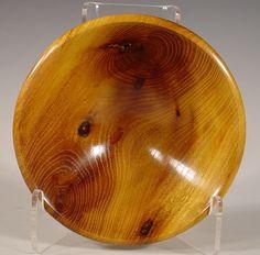 Osage Orange Turned Wooden Bowl Art Number 6049 by NELSONWOOD on Etsy