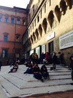 Aspettando in Piazza Grande #bologna