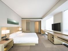 Hyatt Place Hotel Luoyang by BLVD, Luoyang – China » Retail Design Blog