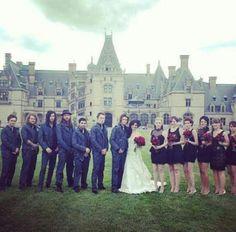 Ben Bruce's Wedding ❤❤