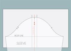 decreasing sleeve cap ease5