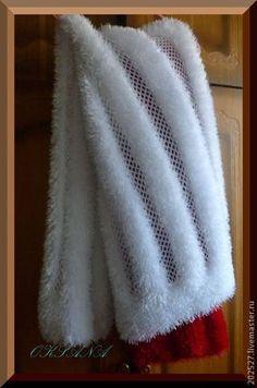 """Шаль """"Белоснежка"""". / Вязание спицами / Вязание для женщин спицами. Схемы"""