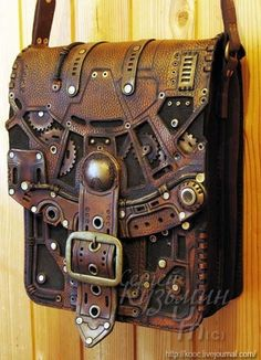 STEAMPUNK Gadgets and Devices