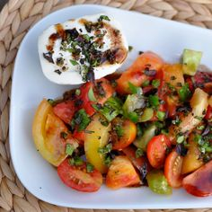 Get the Ultimate Caprese Salad With One Simple Tip