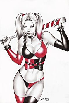 Harley Quinn, Goddess, Diva, Bombshell, Sexy, Pin Up, Suicide Squad