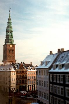 Winter of Denmark by pruginko, via Flickr #Denmark #Copenhagen