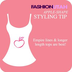 Apple Body Styling Tips
