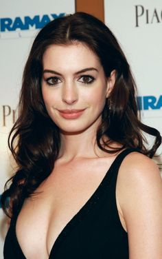 Anne Hathaway ♥ To play Elizabeth Healy the Auditor.
