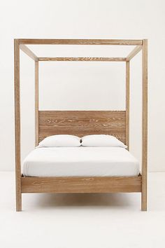 Woodland Slumber Canopy Bed & Woodland Slumber Canopy Bed | Canopy Anthropologie and Bedrooms