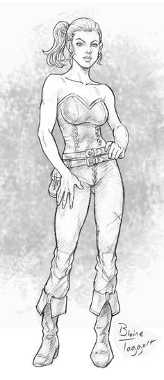Human Female by staino on DeviantArt