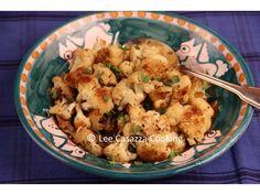 Big Mamma's Italian American Cooking: Cauliflower - Cavolfiore
