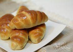 Mis recetas favoritas by Hilmar: panes con poolish Ana Ortiz, Pan Dulce, World Recipes, Hot Dog Buns, Cake Recipes, Bakery, Bread, Cooking, Blog
