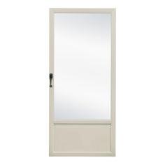 Aluminum Storm Doors with the highest quality, durability and strength! Aluminum Storm Doors, Aluminum Screen Doors, Entry Doors, Home Decor, Aluminum Gates, Decoration Home, Entrance Doors, Room Decor, Home Interior Design