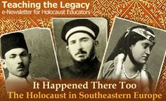 Sephardic Jews in South Eastern Europe