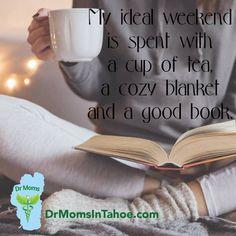 ❤️ Have a great weekend Doctor Moms. ❤️   #VitaminTea #SupplementTea #HerbalTea #DrMoms #TahoeTea #kindness #smile #love #TGIF #Weekend #Coziness