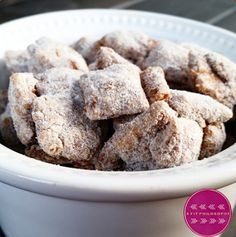 A Fit Philosophy: Protein Puppy Chow
