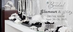 """www.bridalboutiquehonolulu.com/events  It's all about the glam & glitz... And AWESOME SAVINGS!  Don't miss this chance to get your """"I can't stop thinking about it"""" dream wedding dress from our premier designer Casablanca & wedding accessories from Bel Aire Bridal at our special event April 24 - 26, 2015."""