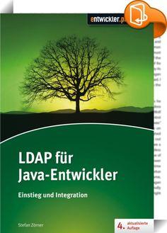 LDAP für Java-Entwickler    ::  In vielen Unternehmen und Organisationen haben Verzeichnisse zur Speicherung und Bereitstellung von Informationen eine strategische Bedeutung. Häufigste Anwendung ist die zentrale Verwaltung von Benutzern und ihren Berechtigungen. Das Lightweight Directory Access Protocol (LDAP) ist der vorherrschende Zugriffsmechanismus auf Verzeichnisdienste. Er wird von allen gängigen Softwarelösungen - freien und kommerziellen - unterstützt. Konkrete Vertreter sind b...