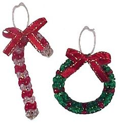 Children's Tri Beads - Christmas Decorations