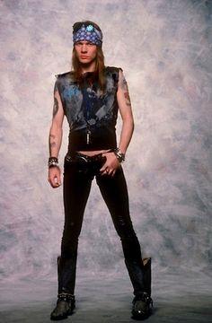 Axl Rose of Guns N' Roses, late Rock Costume, 80s Costume, Costumes, Axl Rose Costume, Costume Ideas, Hair Metal Bands, 80s Hair Bands, Guns N Roses, Heavy Metal