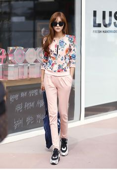 Cheap 2014 - Best 2014autumn Couture Fashion Sports Self Cultivation Sweater Suit Online with $19.9/Piece | DHgate