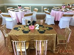 Minnie Mouse  Birthday Party Ideas | Photo 4 of 17