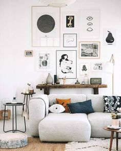 Admirable Smart Solution Small Apartment Living Room Decor Ideas Admirable, s Home And Deco, Interiores Design, Apartment Living, Apartment Interior, Apartment Ideas, Interior Livingroom, Apartment Design, Kitchen Interior, White Apartment