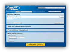 The secret to my affiliate marketing success is a little-known keyword research tool called Long Tail Pro.
