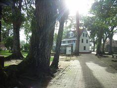 Paramaribo officierswoning. Suriname. Foto: sophie walraven