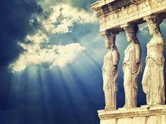 Piraeus/Athens Port, Greece Excursions and Holidays - Costa Cruises Athens Acropolis, Athens Greece, Attica Greece, Greek Statues, Best Flights, Greek Culture, Thessaloniki, Greek Gods, Ancient Greece