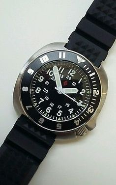 DAGAZ TYPHOON T2 DIVERS WATCH, SEIKO NH35 4R35 AUTOMATIC, WARRANTY & BOX.   Jewellery & Watches, Watches, Parts & Accessories, Wristwatches   eBay!