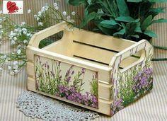 Caixote reciclável