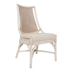 David Francis Furniture: Alana Side Chair