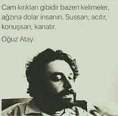 - Oğuz Atay