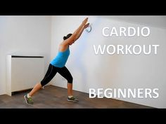 20 Minute Cardio Workout For Beginners – Cardio Exercises To Lose Belly Fat - YouTube