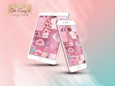 Pink Dreams Aesthetic Wallpaper | Iphone | Android | Tablet | Phone Background |