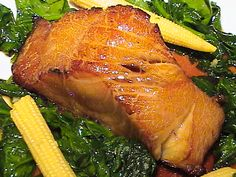 Make the frequently ordered dish from P. Chang's with this Oolong marinated sea bass recipe from Todd Wilbur. Everything you need is at Top Secret Recipes! Honey Recipes, Tea Recipes, Copycat Recipes, Fish Recipes, Gourmet Recipes, Cooking Recipes, Seafood Recipes, Dinner Recipes, Seafood