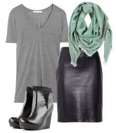 leather-skirt-wedges-outfit.png (388×444)