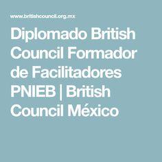 Diplomado British Council Formador de Facilitadores PNIEB | British Council México