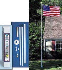 residential flag poles