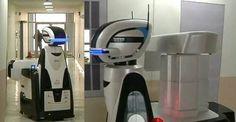 بالفيديو كوريا تصمم روبوتات من أجل حراسة السجون | روبوتات من أجل حراسة السجون
