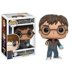 Funko POP! Movies - Harry Potter - Harry Potter (Prophecy)
