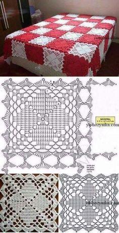 Ya hozyaika comThe name of the shallowness of the rumble of the shade. Worm wand w w w w w w w w w w w w w w w w w w w out wZnalezione obrazy dla zapytania mas imagenescaminos de mesa a crochet en colores – ArtofitPDF Pattern for Rainbow Spiral Gra Crochet Bedspread Pattern, Crochet Motifs, Granny Square Crochet Pattern, Crochet Diagram, Crochet Squares, Thread Crochet, Filet Crochet, Crochet Doilies, Crochet Flowers