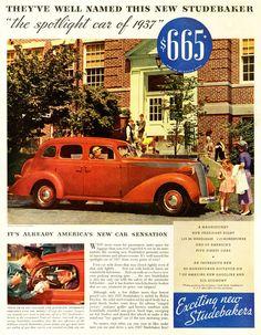 '37 Studebaker