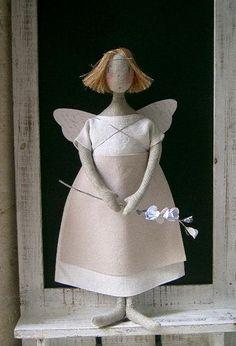 Ange papier - Photo de Les Anges sur commande - Brïns de lutïn